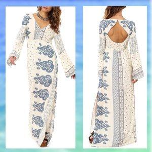 🔥Host Pick🔥O''Neill Bohemian Maxi Dress